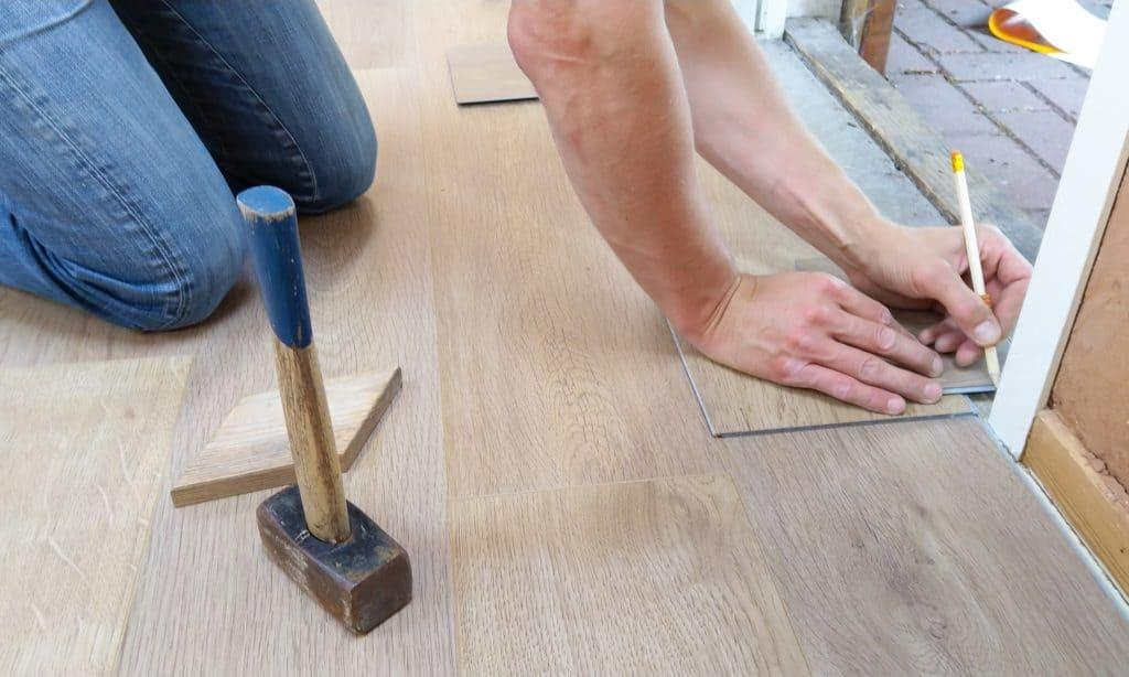 Installing floating floors
