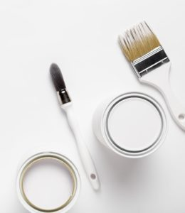 different shapes of brushes